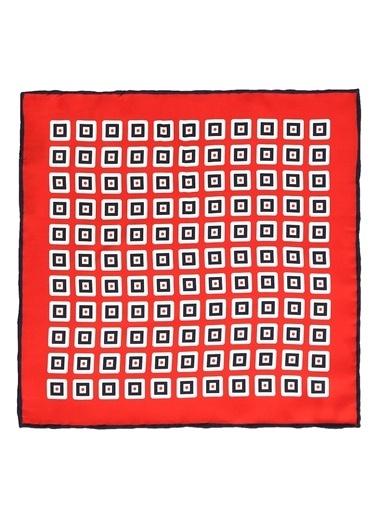 George Hogg Mendil Kırmızı